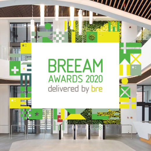 Breeam awards 2020 banner 6